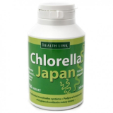 Chlorella Japan750tbl. Health Link