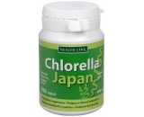 Chlorella Japan 250tbl. Health Link